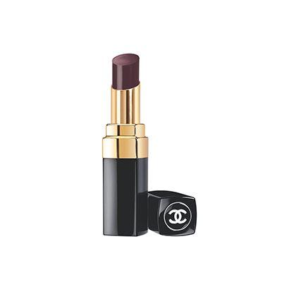 Vampy Lips: i migliori rossetti dark per labbra scure e seducenti | Trend Make Up Autunno 2014 - Chanel Rouge Coco Shine - 96 Aura