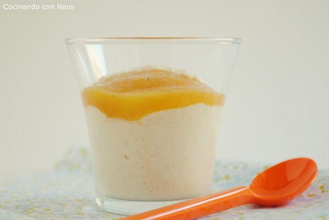 Cocinando con neus crema de mango de gordon ramsay for Cocinar con mango