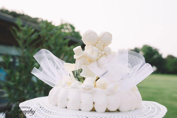 Wedding cake #white #chocolate #yummy #foodporn | @AliceCoppola Photographer