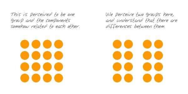 Cognitive psychology for UX: 7 Gestalt principles of visual perception