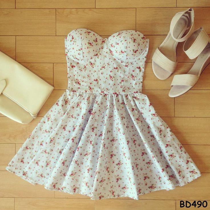 bustier summer dress wwwpixsharkcom images galleries