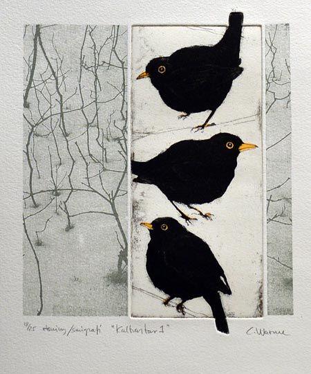 Print by C. Warne