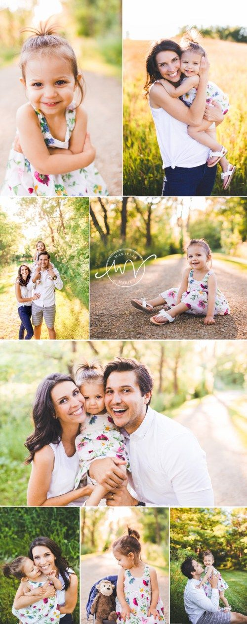 Family Photos - Summer Pictures - Outdoors