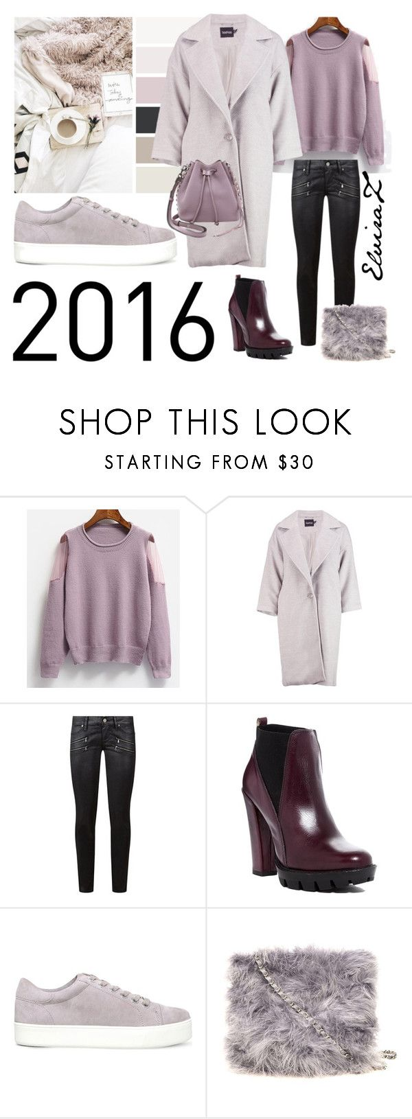 """""""best trend"""" by elza76 ❤ liked on Polyvore featuring Boohoo, Paige Denim, Charles David, Carvela, Dorothy Perkins and Rebecca Minkoff"""