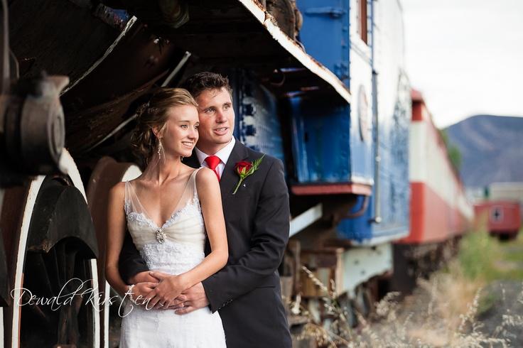 Dirk en Janke wedding DuVon Estate Robertson