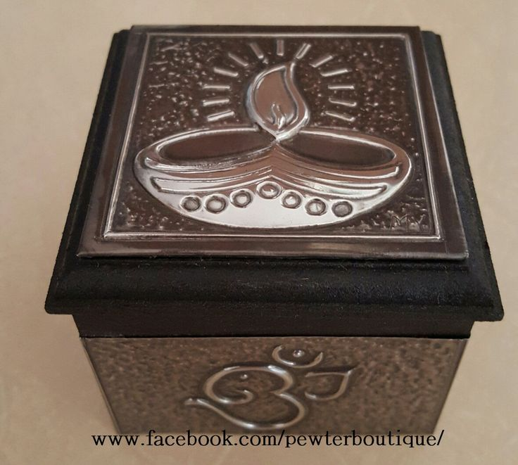 Commissioned Diya Box for Diwali. (Festival of Lights)