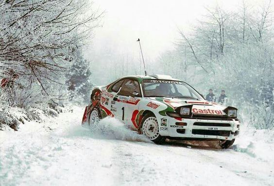 Awesome Toyota 2017: Toyota Celica GT4 rally car...  Toyota Celica Check more at http://carsboard.pro/2017/2017/04/09/toyota-2017-toyota-celica-gt4-rally-car-toyota-celica/