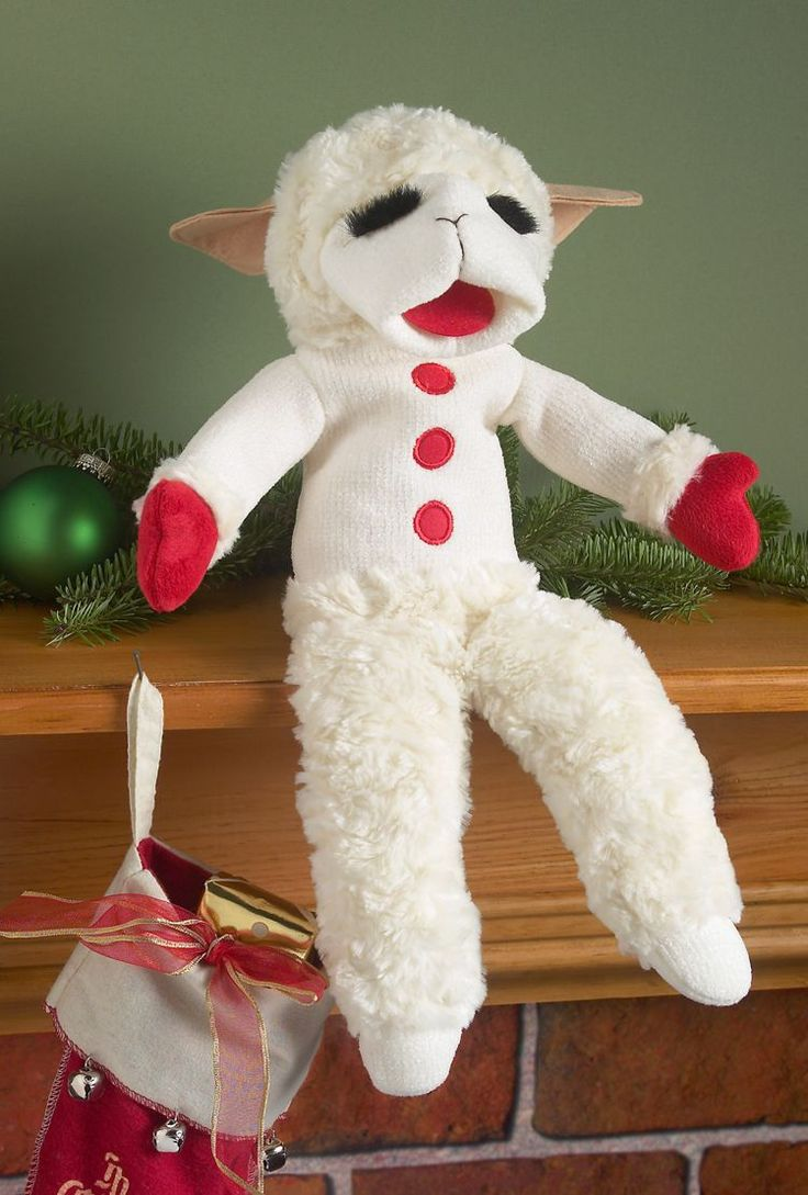 Lamb Chop Puppet Lovable Lamb Chop, Ready To Entertain a New Generation of Puppeteers