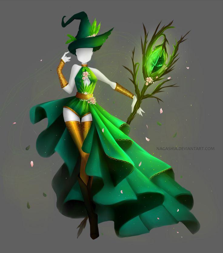 Maga verde (tierra)