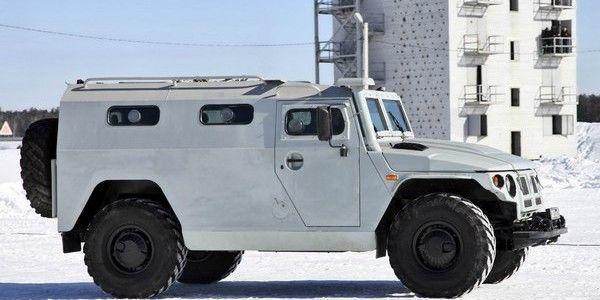 GAZ-2330 Tigr