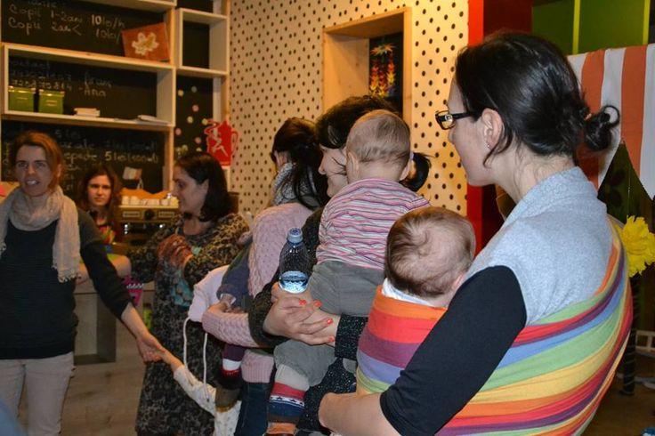 Work at Home Moms acum si la Iasi | Joli Bebe