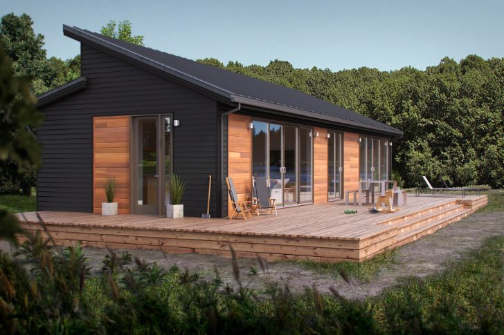 Prefab home builder, Blu Homes has just unveiled their more spacious, greener, and more efficient 2015 product line, which also happens to be significantly cheaper, by up to $140,000.