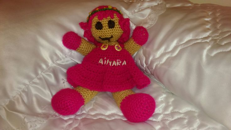 muñeca para Ainara