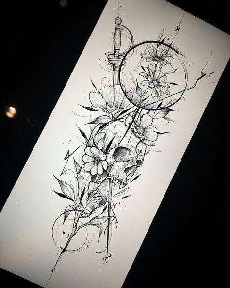 "3,577 Me gusta, 4 comentarios - FLASH WORK (@flash_work) en Instagram: ""Artista: @gabrielchapel _ Adm lua Estamos também no @ttblackink @tattooinke…"""