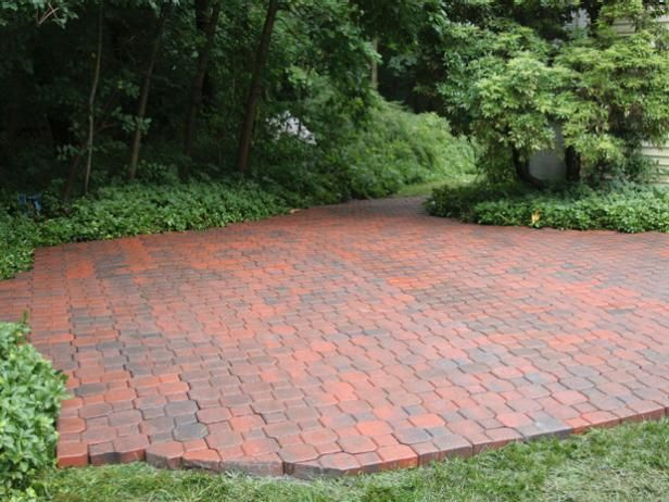 HGTV shares step-by-step instructions for building a brick patio. --> http://www.hgtv.com/design/outdoor-design/outdoor-spaces/how-to-build-a-brick-patio?soc=pinterest
