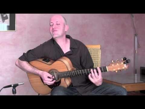 """Can't Buy Me Love"" - Adam Rafferty -  Beatles Solo Fingerstyle Guitar - YouTube"