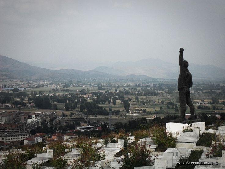 Korce, Albania. Nex SapphireBrast | Photography ©