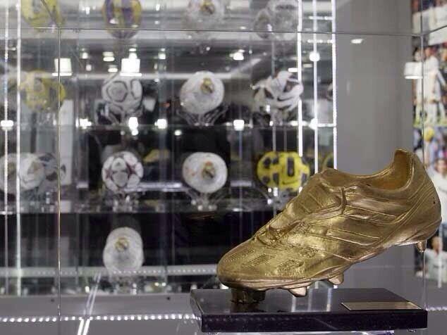 CR7 Golden boot