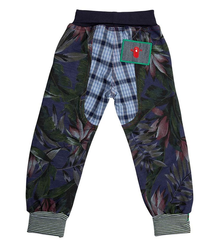 Stormy Daze Track Pant - Big, Oishi-m Clothing for kids, Winter 2017, www.oishi-m.com