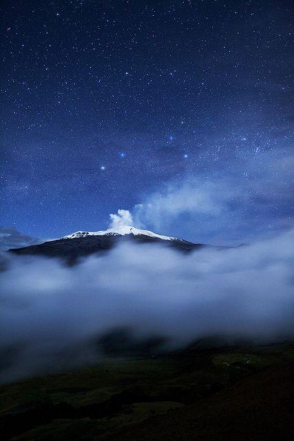 Nevado del Ruiz Colómbia