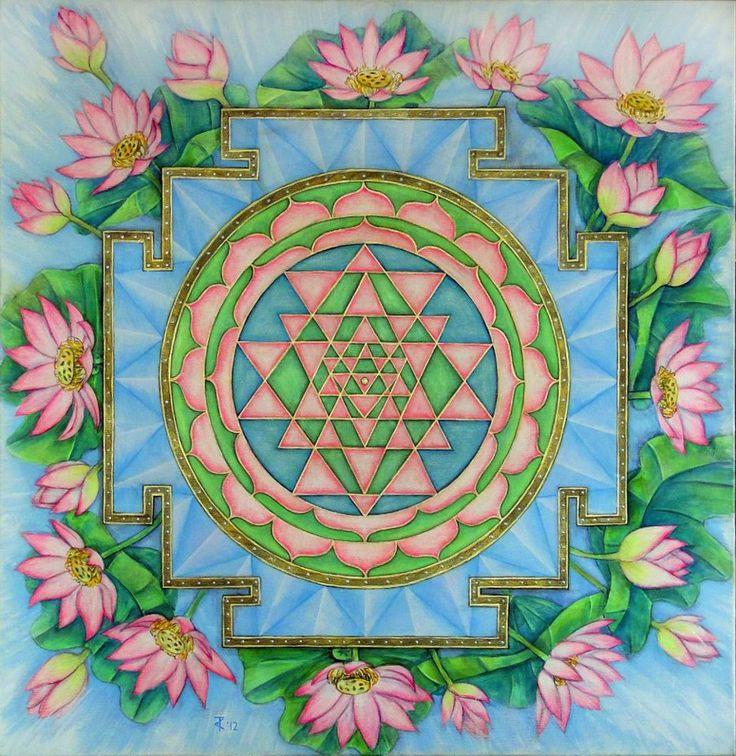 Fearlessॐ mandala by magicaleaf on tumblr
