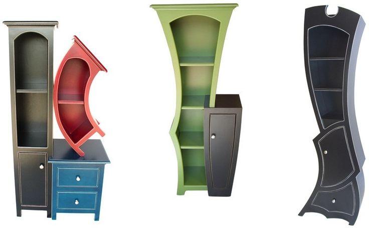 Mobili in stile Alice nel Paese delle Meraviglie #Arredamento #design