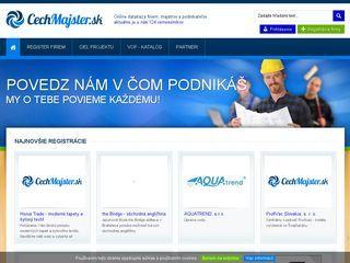 Online katalóg podnikov