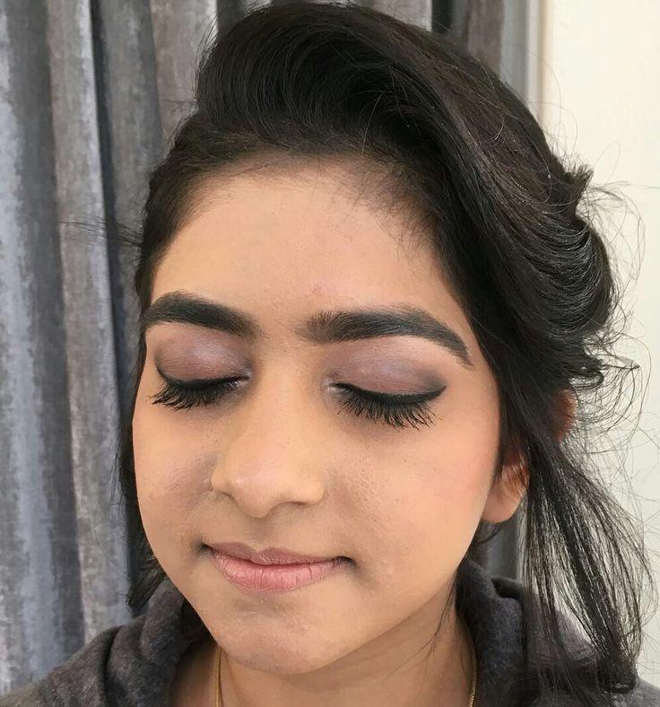 Gorgeous Blush on caramel skin @nicoleprofessionalmakeup #amandaferrisa #makeup