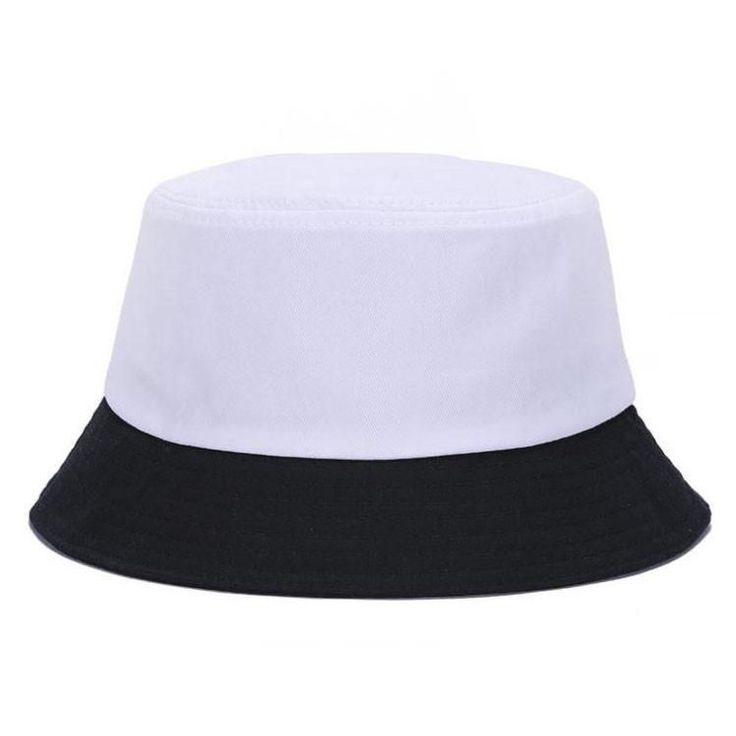 [AETRENDS] 10 Colors !! Solid Color Bucket Hats for Men Panama Women Hat Z-1570
