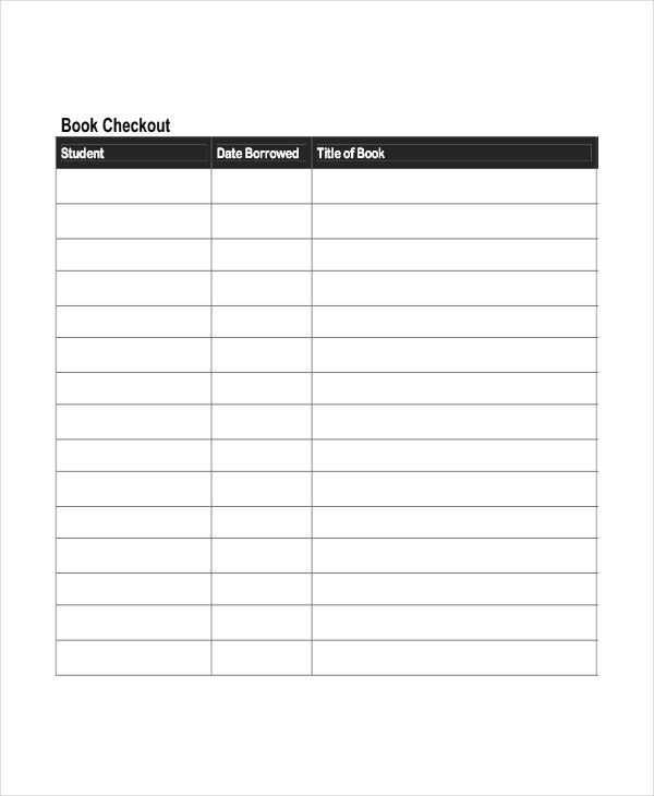 log book template word