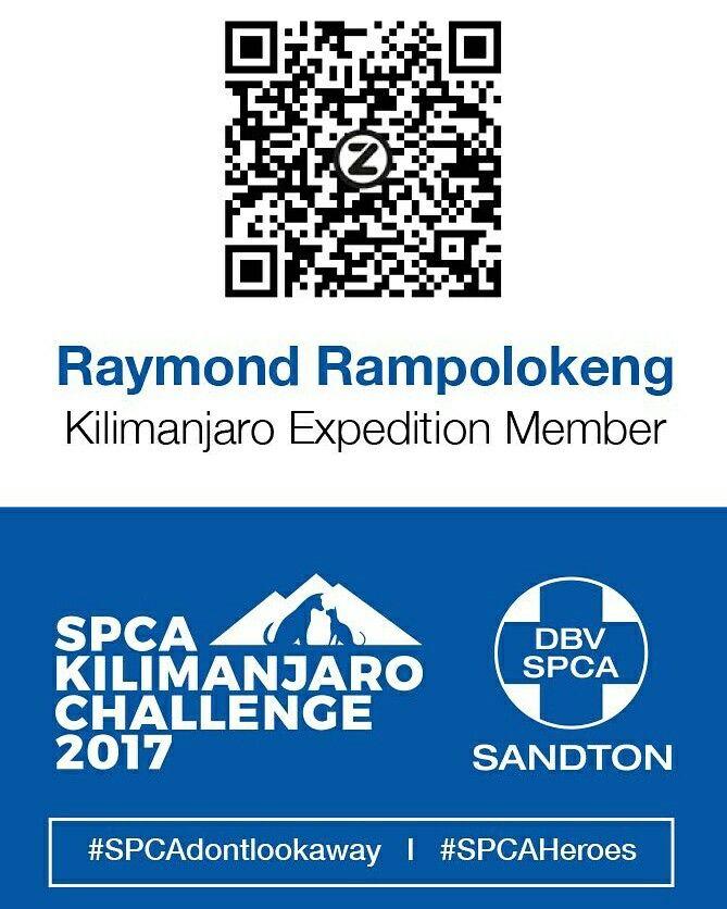 Ref: Raymond Rampolokeng