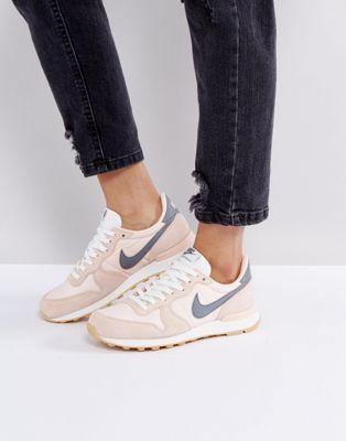 Nike - Internationalist - Baskets - Pêche