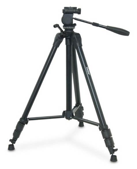 "52"" Travel Tripod for Canon EOS Rebel T6s T6i T3i T5i T6 T5  70D SL1 DSLR Camera #Vivitar"