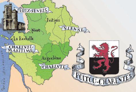 Poitou-Charentes   Bottin Gourmand