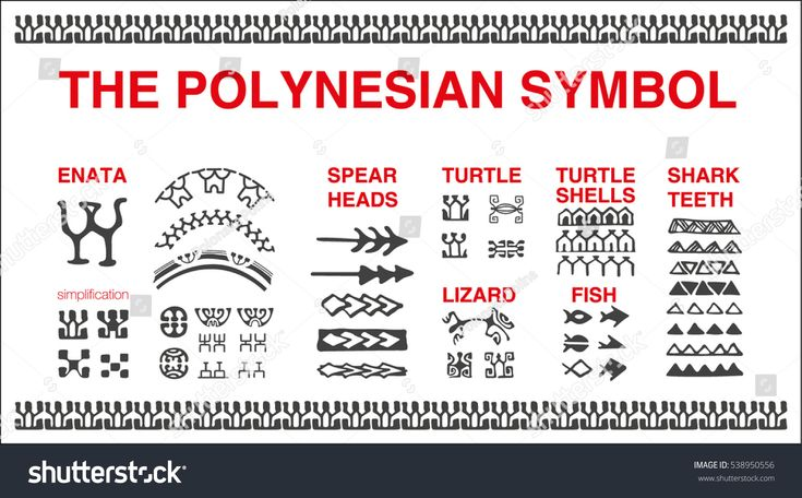 Pin by Sapeish on tattoo no1   Polynesian tattoo meanings ...