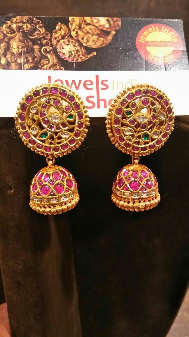 THANKS FOR VISITING, JEWELS INDIA ANTIQUE SHOPPEE, IF U LIKE ANY OF THE DESIGN IT HAS TO BE MADE BY ORDER AND PURITY CONTAIN IS 91.6 . ALL STONE ARE USED REAL JEWELS INDIA WORK ONLY FOR CUSTOMIZED AND ORDER BASE. JEWELS INDIA DOES OWN MANUFACTURING TO AVOID ALL MIDDLEPERSON AND GIVE BENEFIT ON MAKING UPTO 50% OFF COMPARED FROM OTHER JEWELLERS REGARDS, MAMTA JAIN FOR ANY ENQUIRIES CALL ON NO. 8904445231 WHATSAPP NO. 8904445231