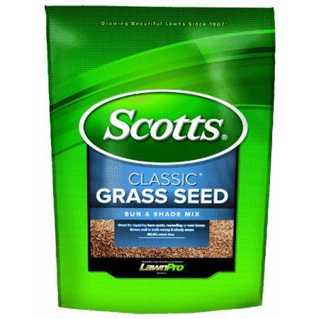 Free Shipping. Buy Scotts Classic Sun And Shade Grass Seed at Walmart.com