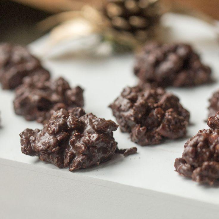 Cómo preparar rocas de galleta y chocolate con Thermomix « Trucos de cocina Thermomix