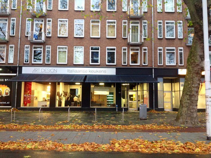 Art Design Keukens  Rotterdam  Italiaanse keukens op maat.