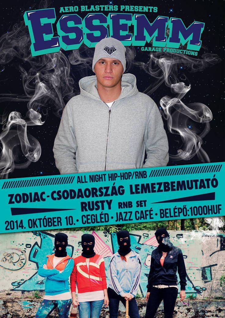 2014.10.10. event: https://www.facebook.com/events/1508983786013642/