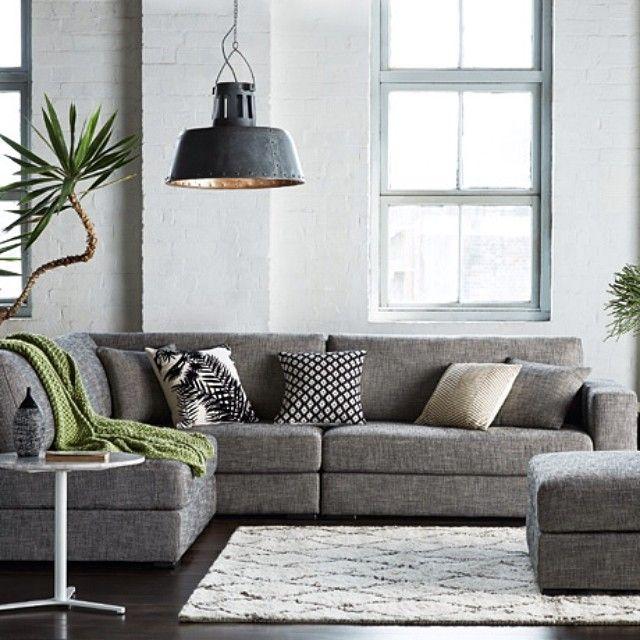 Decorating Ideas > Freedom NZ Instagram  Aspect Modular Sofa  Dining  ~ 193103_Living Room Ideas Nz