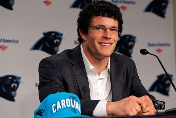 11 Times You Fell In Love With Luke Kuechly | The Odyssey