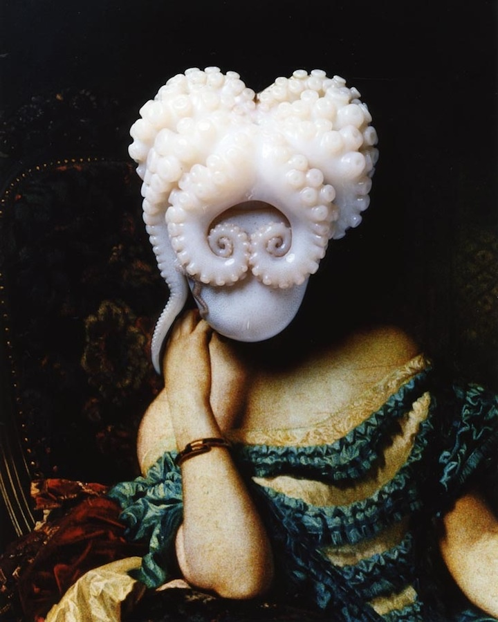 Yumiko Utsu, Octopus Portrait, 2009