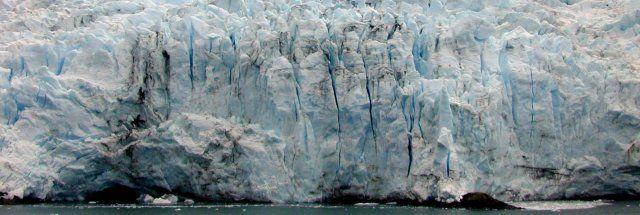 Glacier Garibaldi. Parque Nacional Alberto Agustini. Chile. XII Región de Magallanes y Antártica Chilena. facweb.bhc.edu