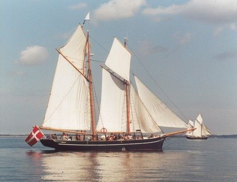 Maritimt Center Danmark - Ticket trips