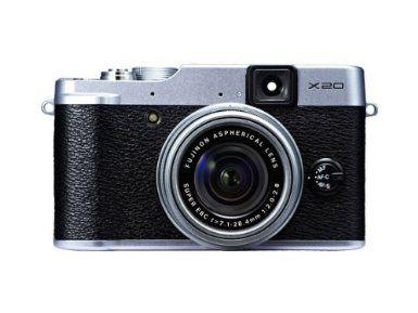 Fujifilm X-20