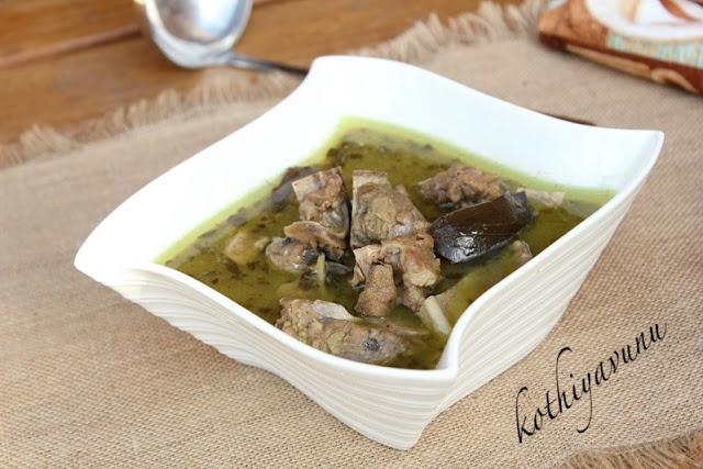 Palappam & Mutton Stew