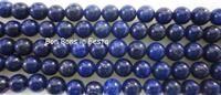Filo di Lapis Lazuli 6 mm