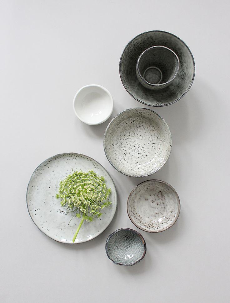 Ceramics / via Ollie & Sebs Haus
