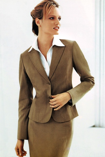 Canali Tailor Pattaya Ladies Skirt Suits Clothes